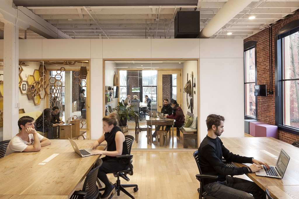 Airbnb Portland Office